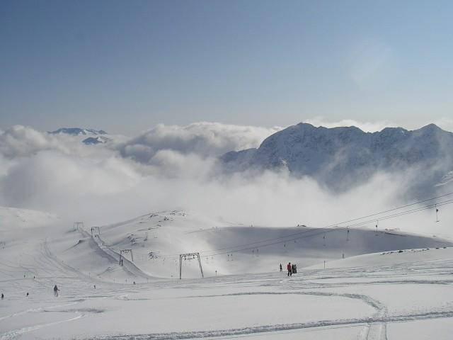 nueva oferta turistica en barcelona donde podras disfrutar de un dia de esqui con un buen precio