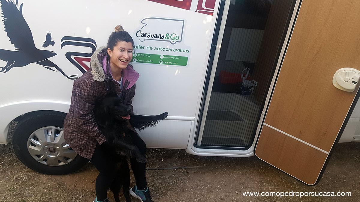 Alquiler Autocaravana con Mascota