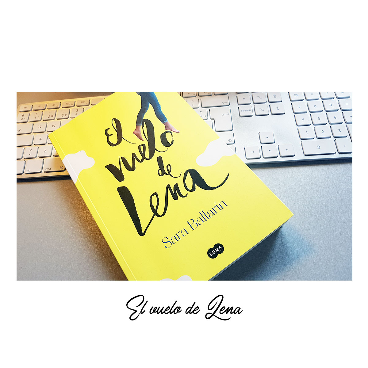 Lectura recomendada El vuelo de Lena
