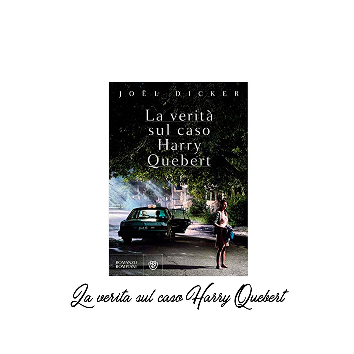Lectura Recomendada La verita caso Harry Quebert