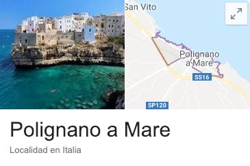 Que ver cerca de Bari Polignano a Mare